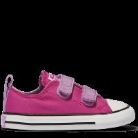 Converse V2 Low Sneaker - Magenta