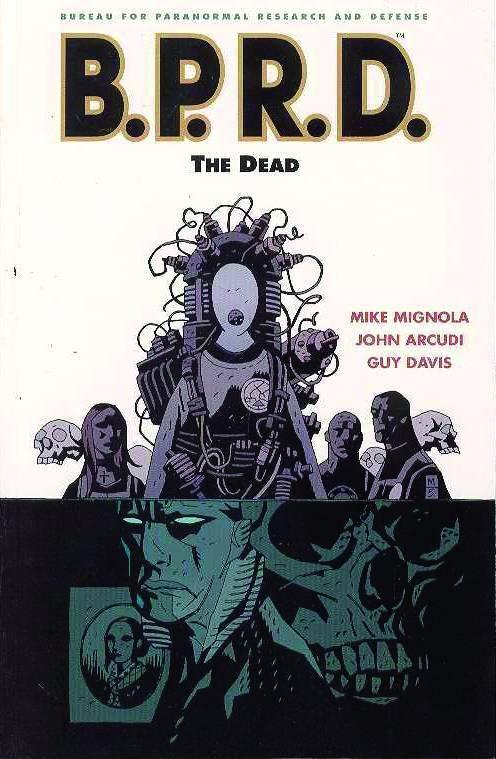 BPRD Vol 04 The Dead