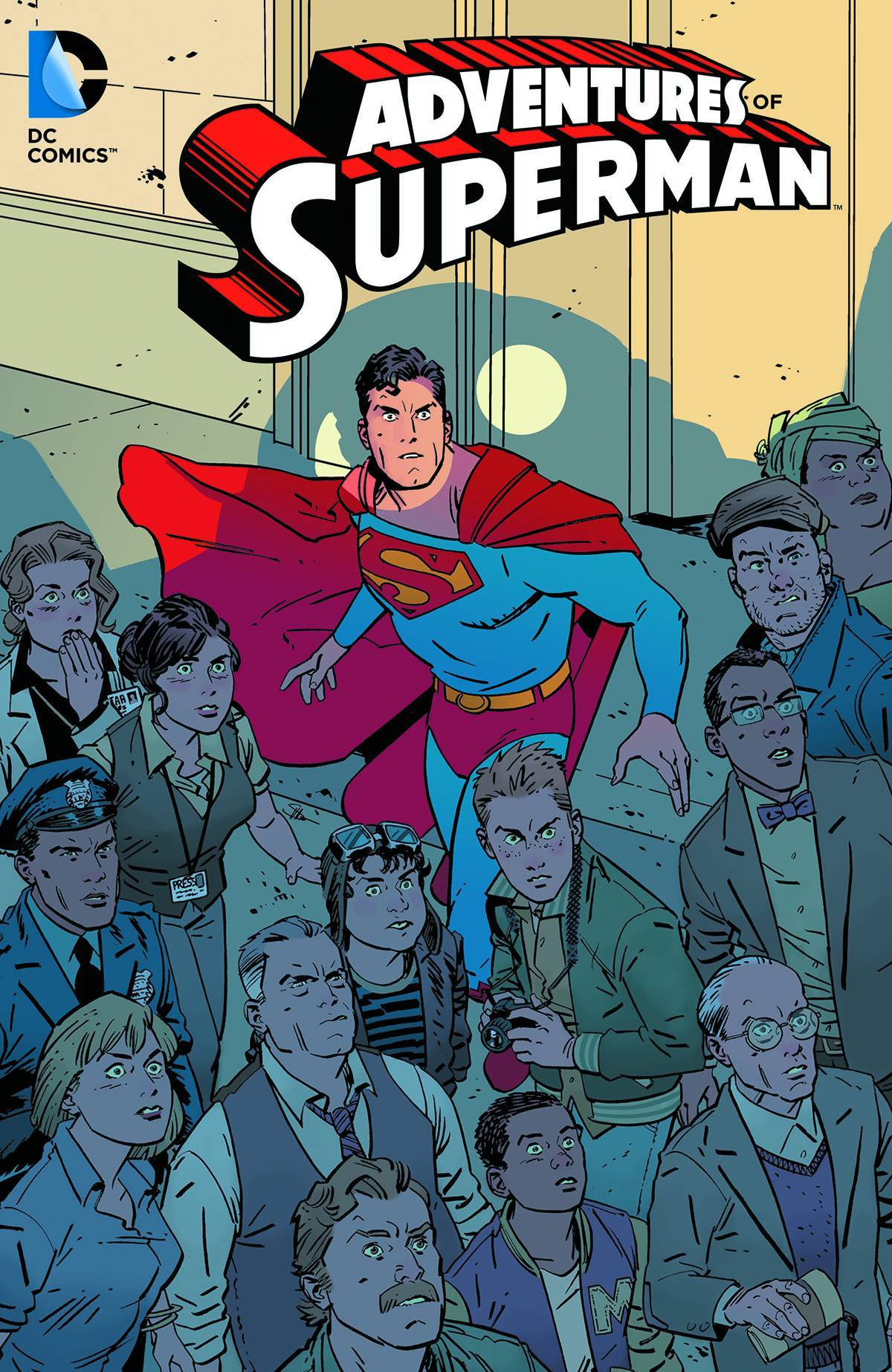 Adventures of Superman Vol 03