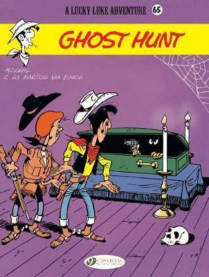 Lucky Luke Adventure #65 Ghost Hunt