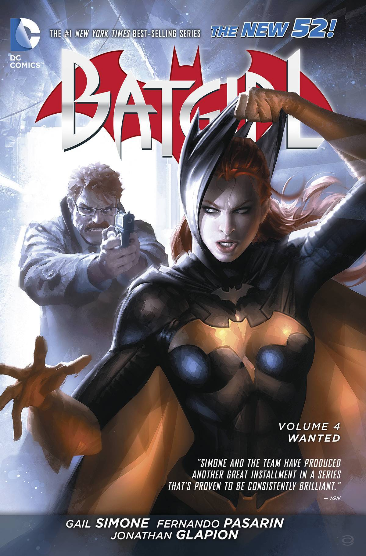 Batgirl Vol 04 Wanted (N52)