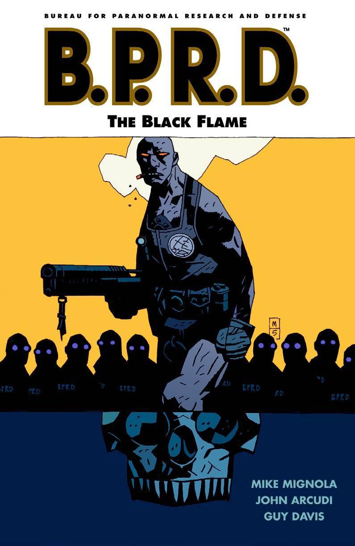 BPRD Vol 05 The Black Flame
