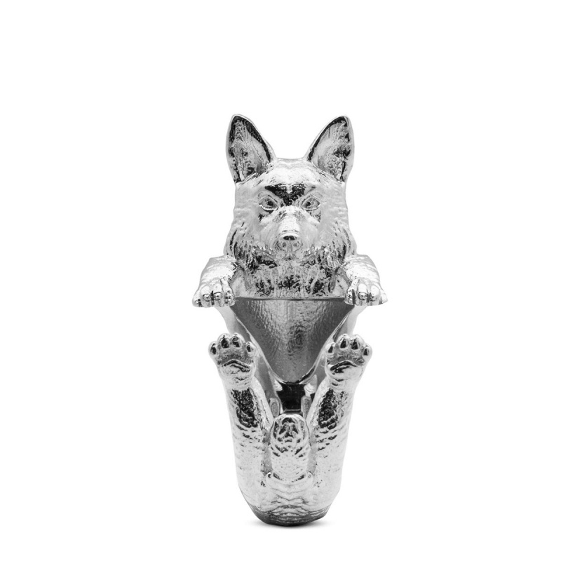 Welsh Corgi Pembroke Sterling Silver Hug Ring