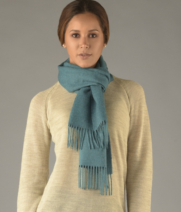LONG BRUSHED SCARF M2336