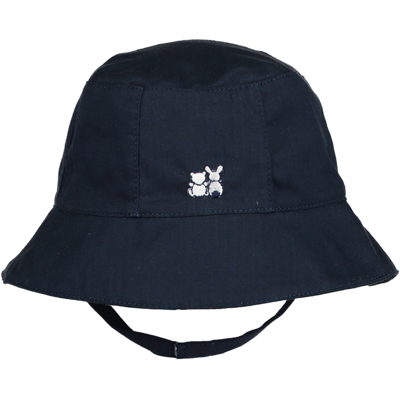 Emile Et Rose. Gareth Baby Boys Navy Fishermans Sun Hat d73c9601f5ac