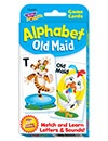T 24023 ALPHABET OLD MAID CARDS