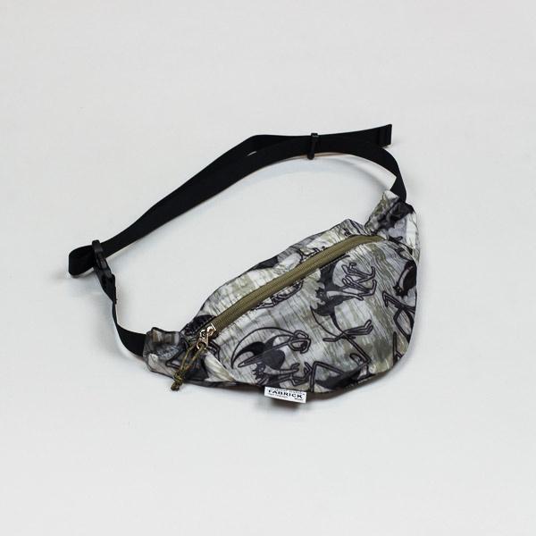 Gasius x Fabrick® Pterodactylus Waist Bag
