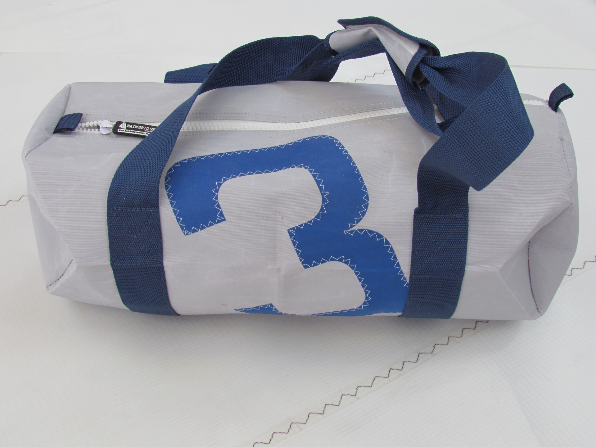 Small Sailcloth Gear Bag