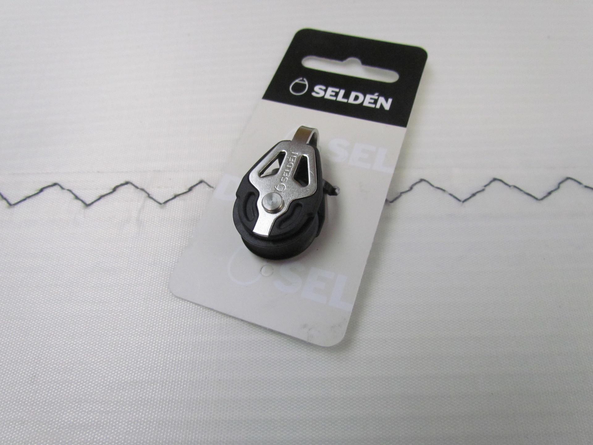Selden Ball Bearing Block Single Strap 20MM