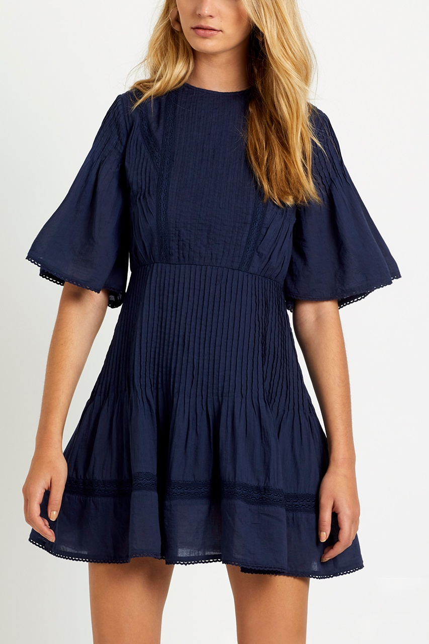 Steele Jasmyn Pleat Dress