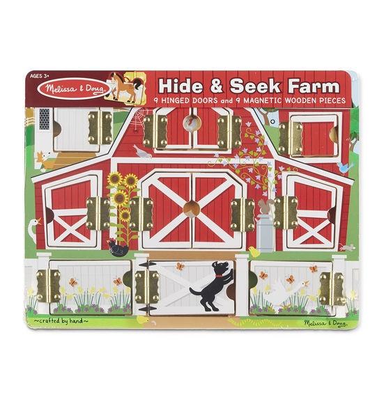 X MD 4592 HIDE & SEEK FARM