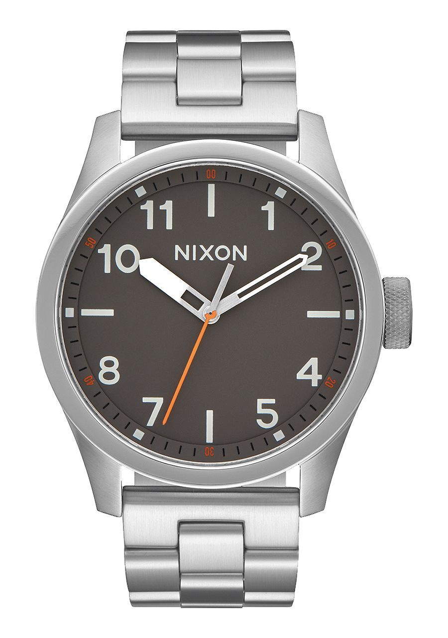 NIXON - SAFARI GUNMETAL A974 131-00