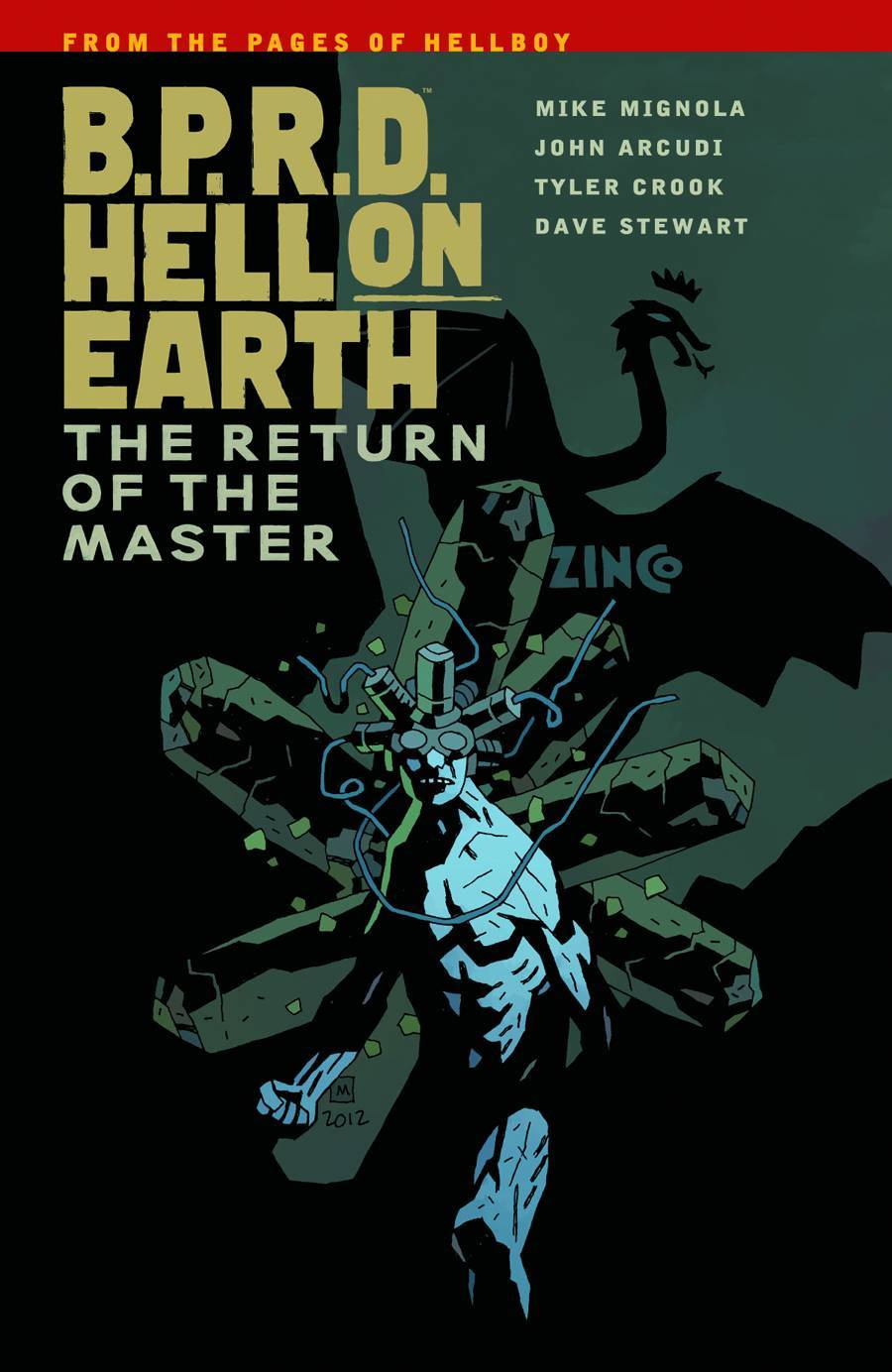 BPRD Hell On Earth Vol 06 Return of the Master