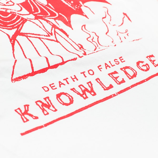 Knowledge Editions Knowledge Is Power LS Tshirt