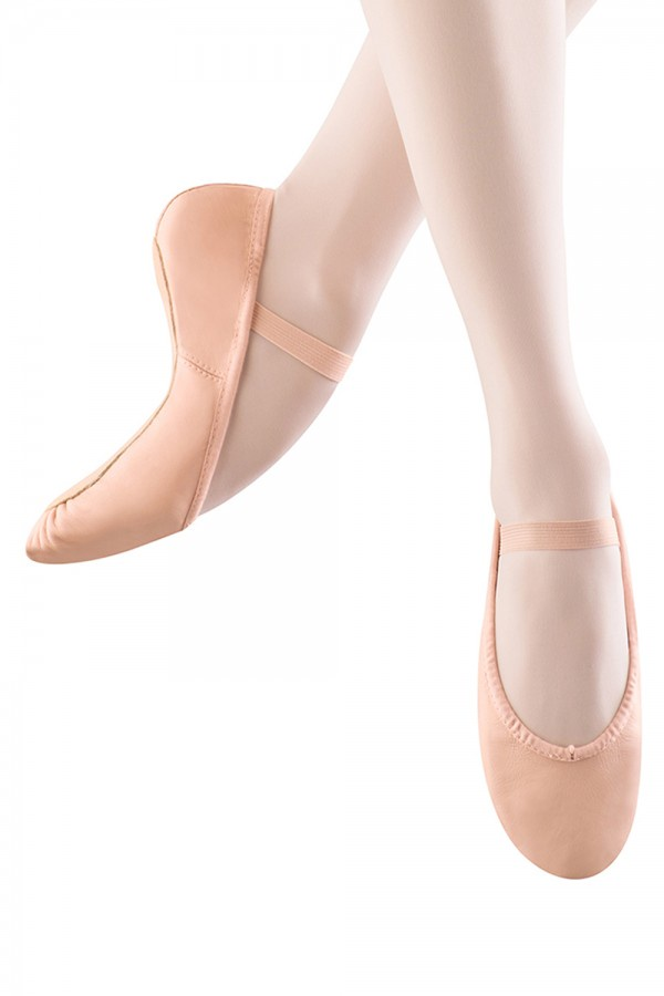Bloch Child Dansoft Full Sole Leather Ballet Slipper (S0205G)