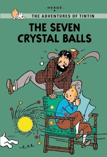 Tintin Young Readers Ed GN Seven Crystal Balls