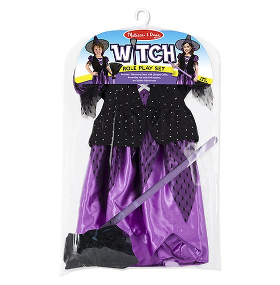 X MD 8505 WITCH ROLE PLAY SET