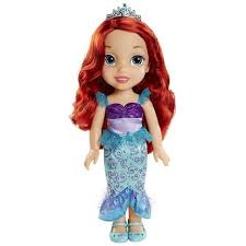 DISNEY PRINCESS CORE LARGE DOLL - ARIEL