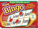 T 6064 SIGHT WORDS LEVEL 1 BINGO