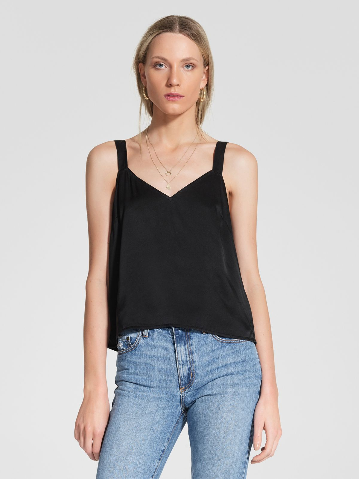 Nobody Denim Silk Cami