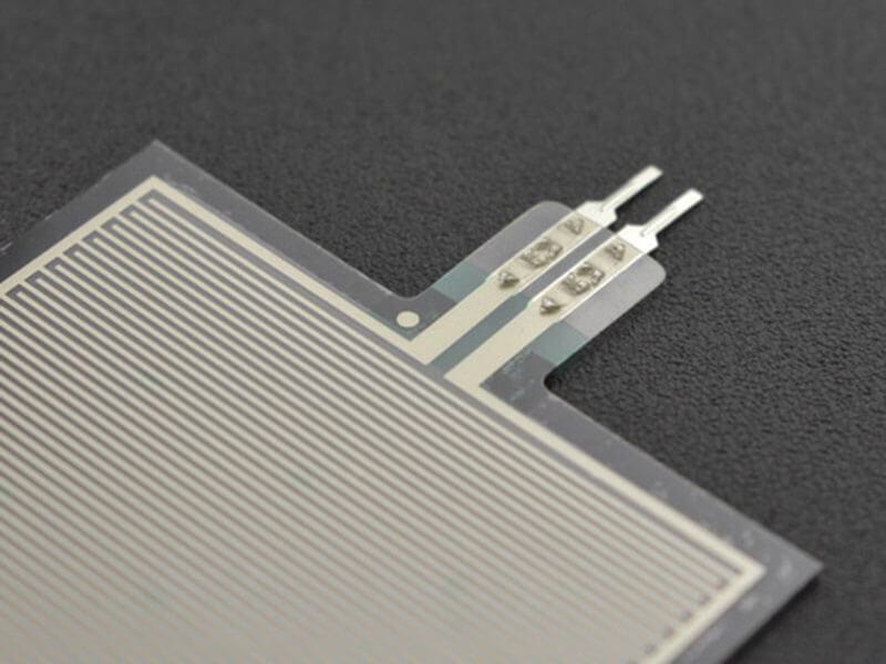 Force-Sensitive Resistor RP-S40-ST