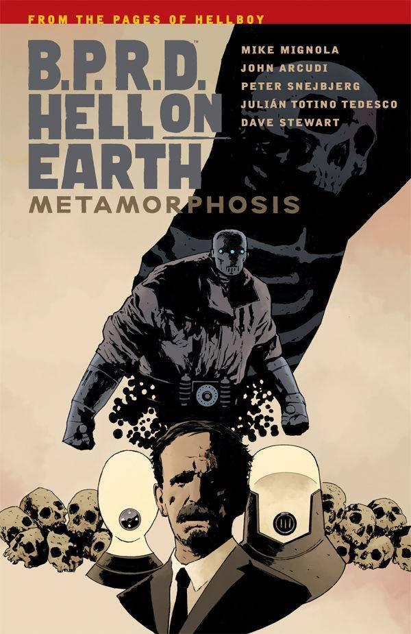 BPRD Hell On Earth Vol 12 Metamorphosis