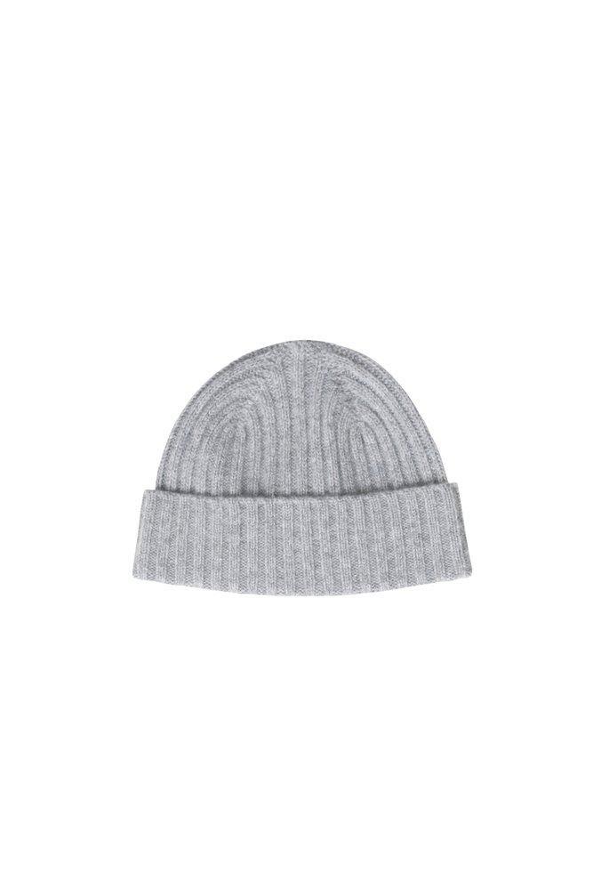 AVENUE - Calluna Wool Hat - Grey