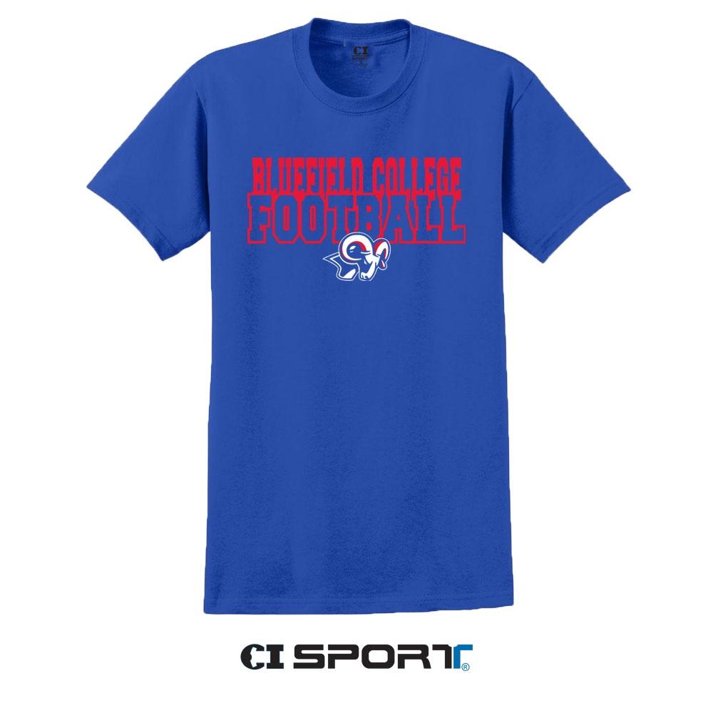 de7322b6d CIS Football T-Shirts