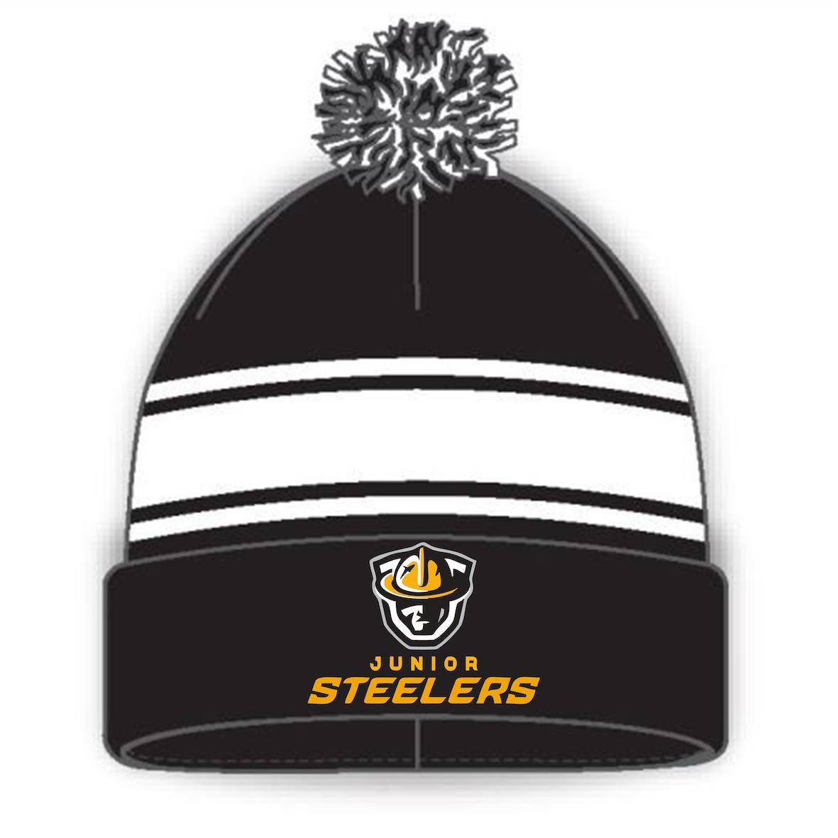 1b59e983e Junior Steelers CCM Pom Toque - Scoff s Hockey Shop