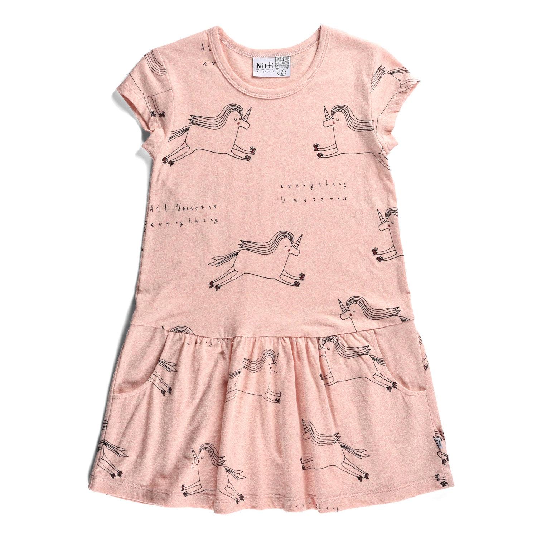 Skating Unicorns Dress