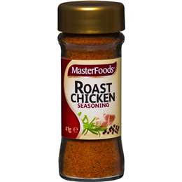 Masterfoods Seasoning Roast Chicken 41g