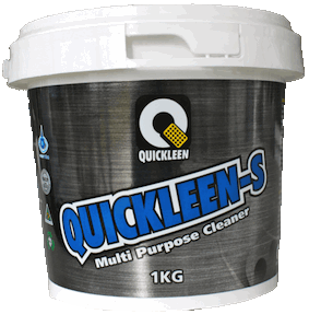 Quickleen 1kg bucket
