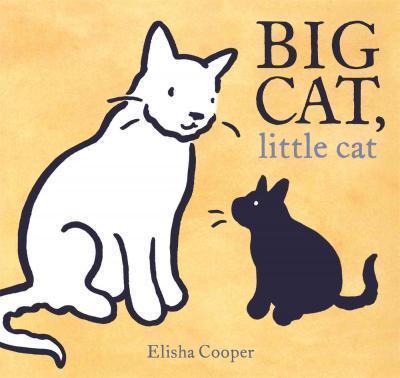 BIG CAT, LITTLE CAT (HB)