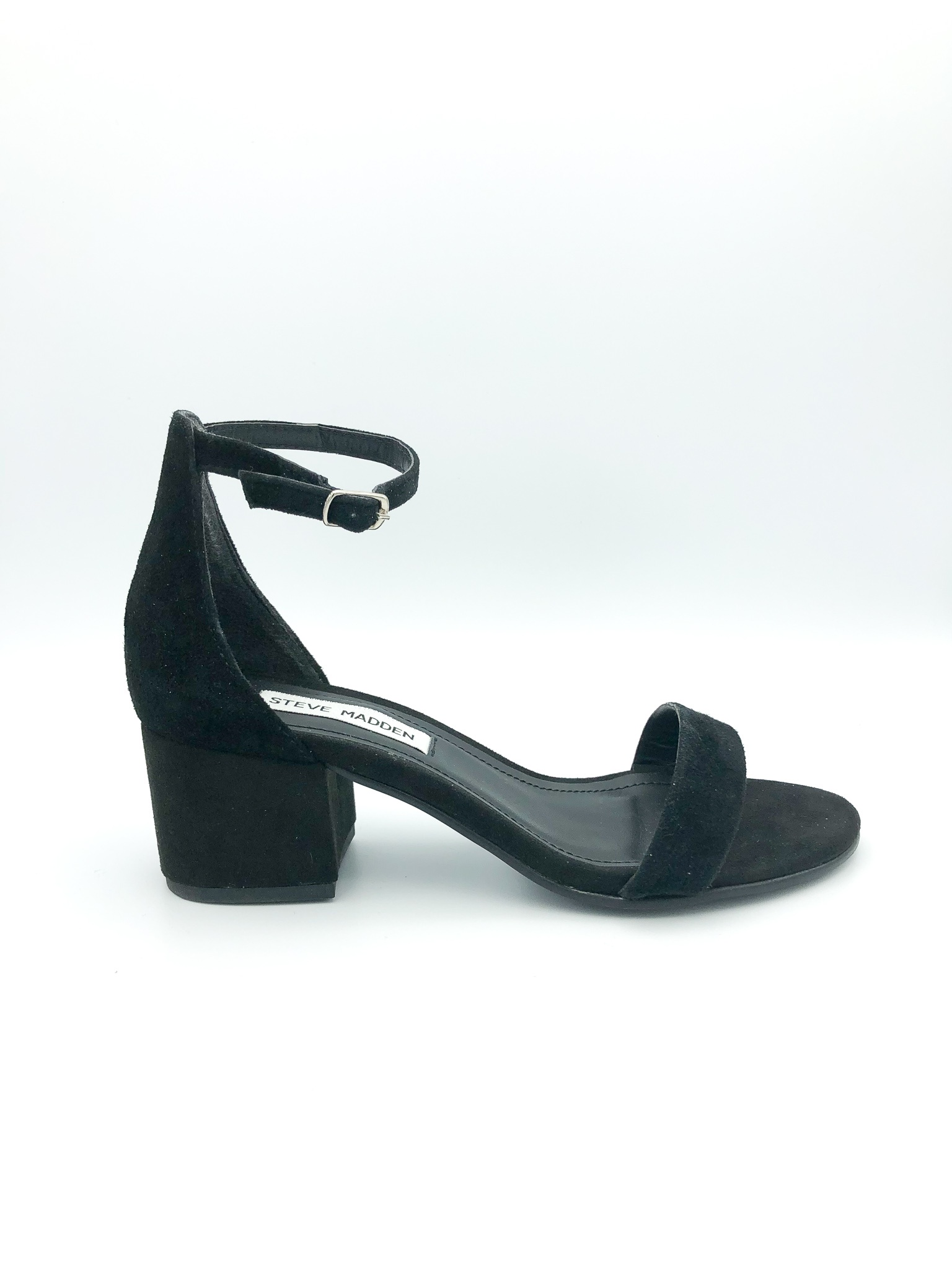 8b16b0960c3 STEVE MADDEN- IRENEE IN BLACK - the Urban Shoe Myth