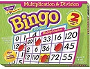 T 6141 MULTIPLICATION AND DIVISION BINGO