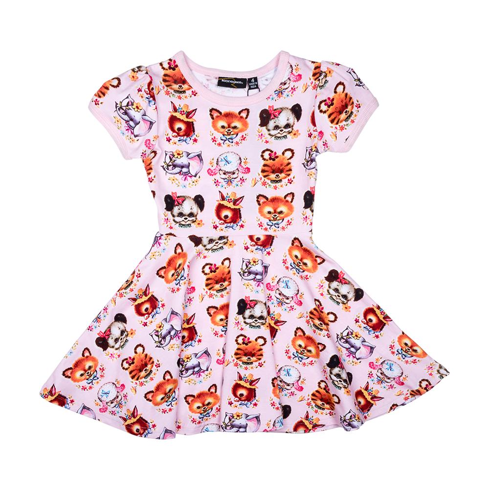 RYB Little Creatures Waisted Dress
