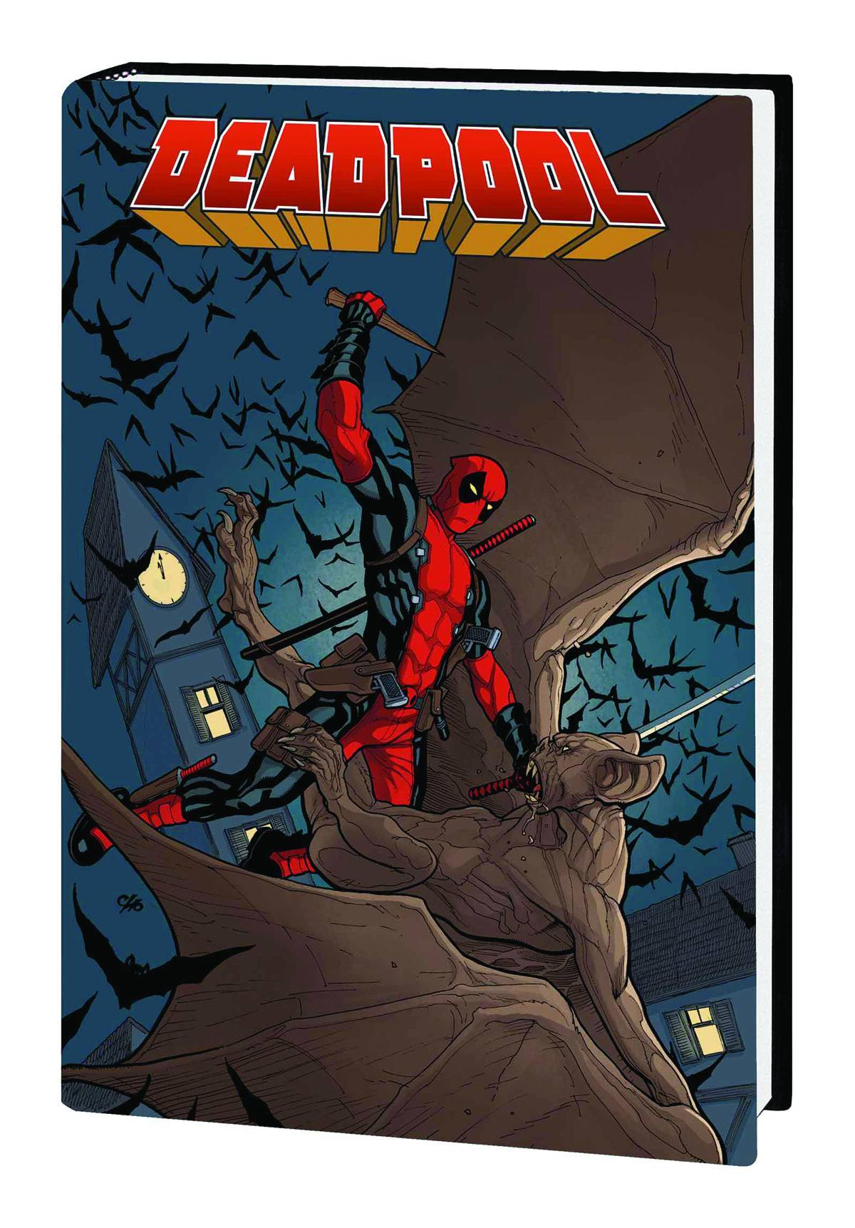 Deadpool Draculas Gauntlet HC