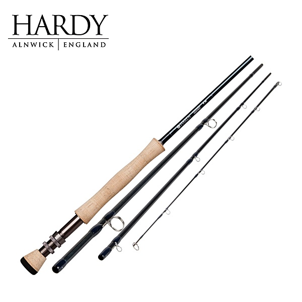 Hardy Proaxis Rod