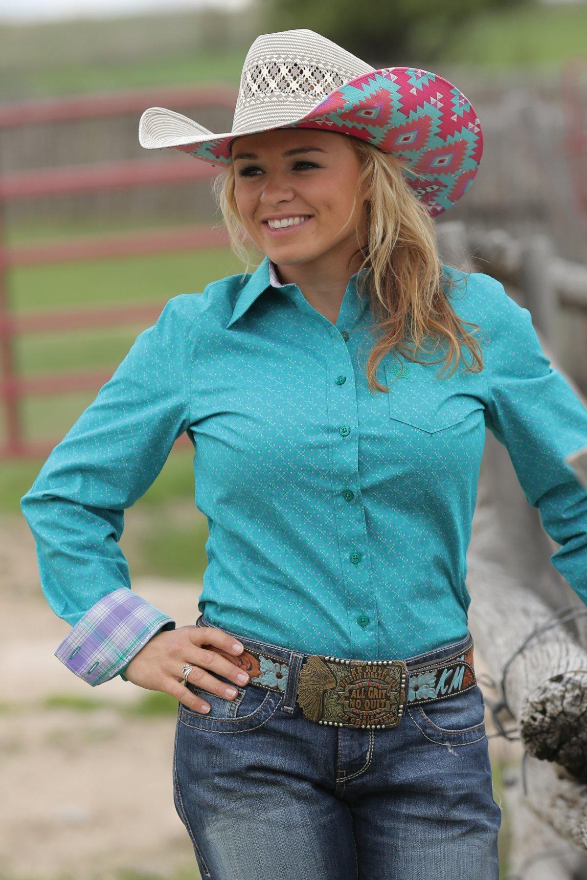 f4a73c6e Cinch Womens Western Shirts