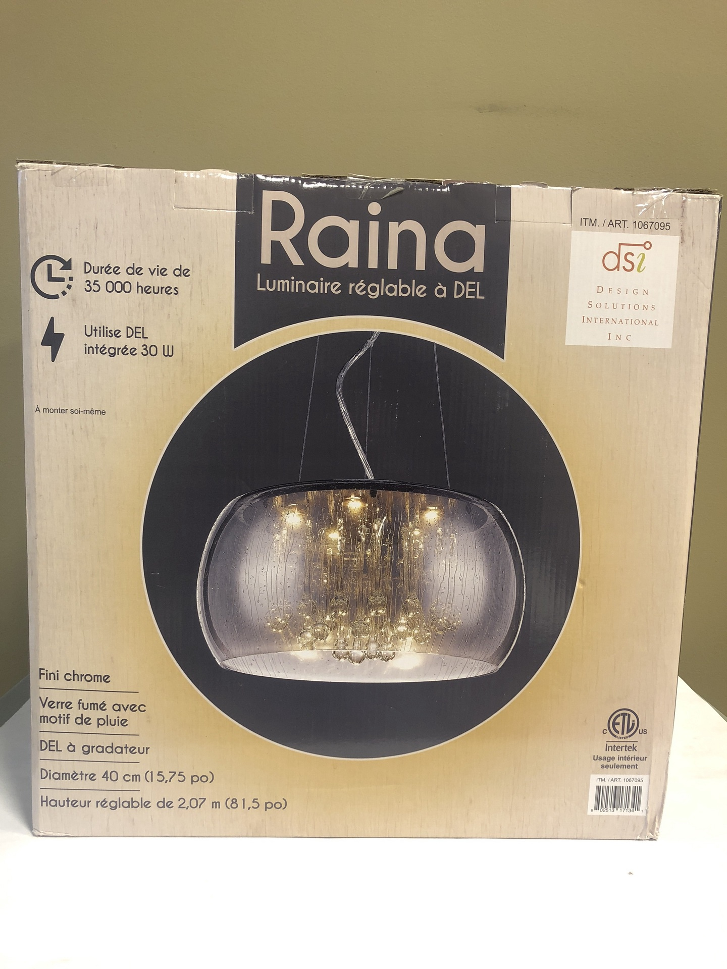 Dsi Raina Led Adjustable Pendant Wholesale Warehouse Ltd
