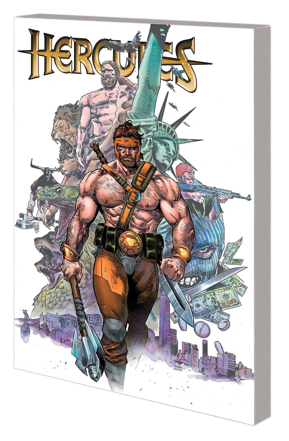Hercules Vol 01 Still Going Strong