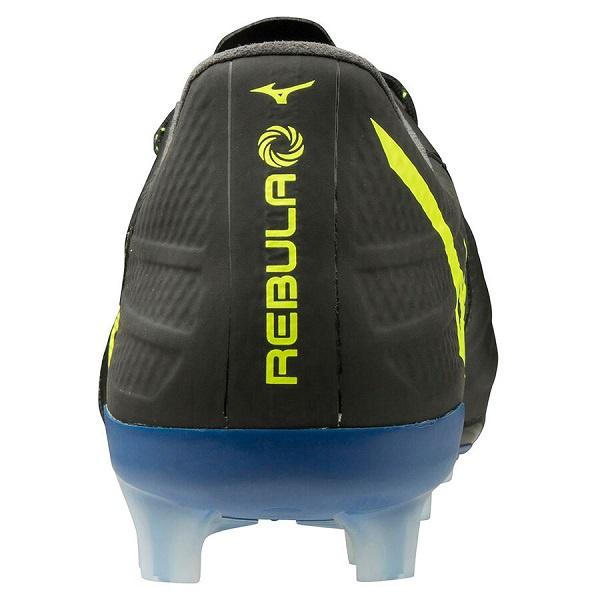 Mizuno Rebula 3 Elite Black/Safety Yellow