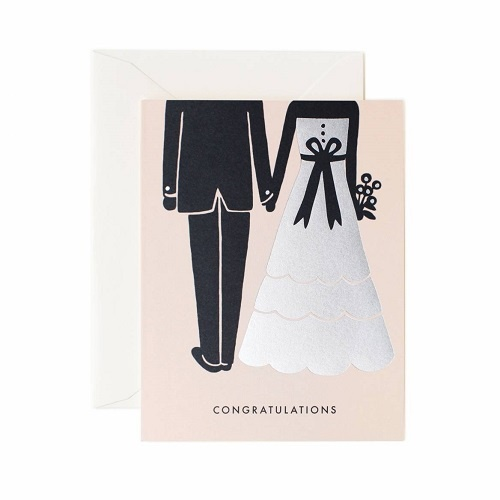 Congrats Beginnings Card