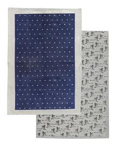 Raine & Humble Tea Towel Denim (Set 2)