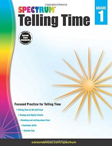 CD 704980 SPECTRUM TELLING TIME G1