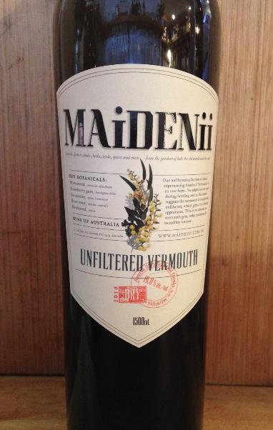 Maidenii Vermouth Dry MAGNUM
