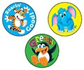 T 83438 AWESOME ANIMALS STINKY STICKERS