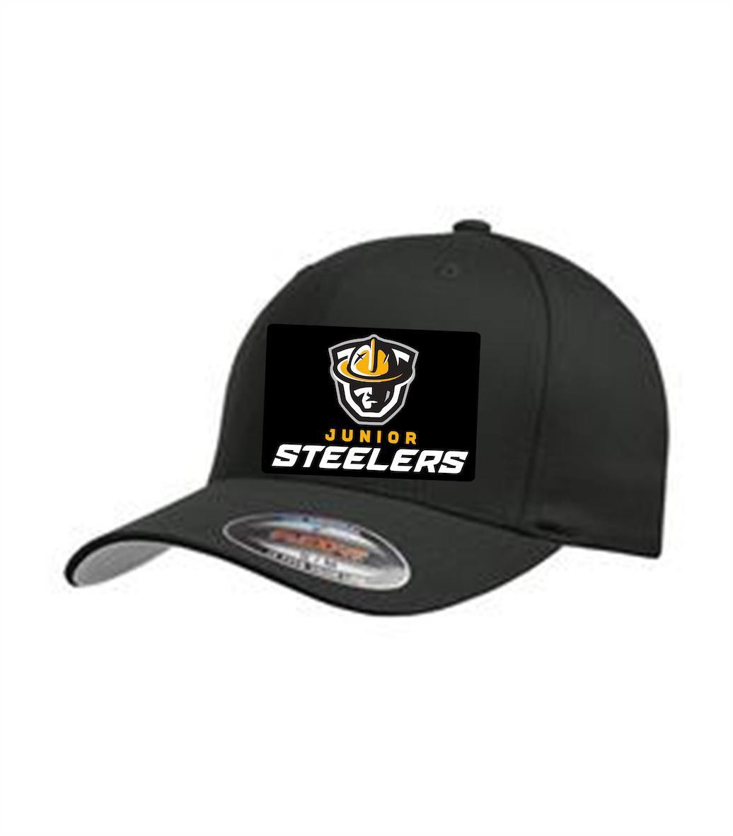 ebf3c7218 Junior Steelers Flex Fit Hat - Scoff s Hockey Shop