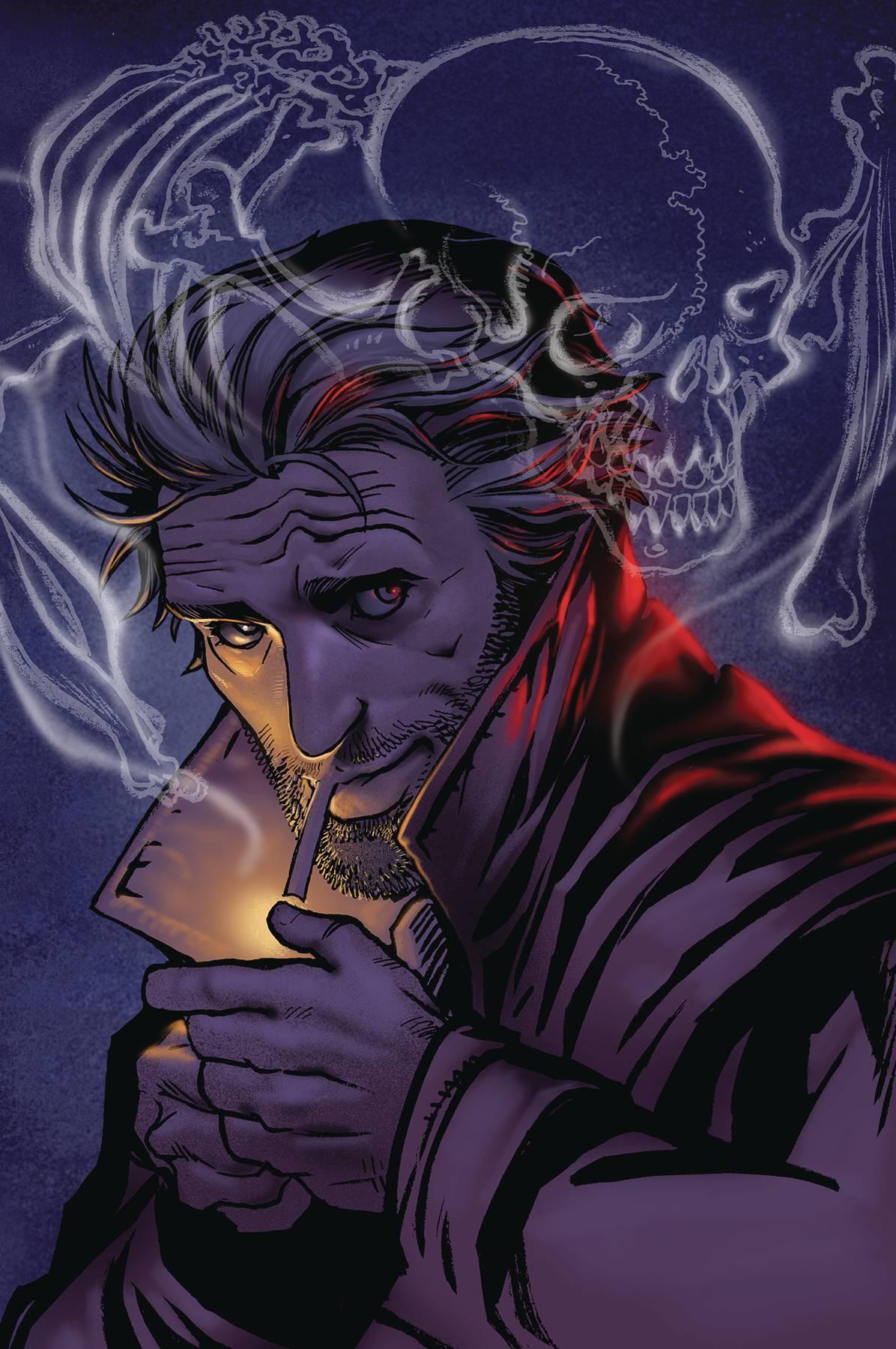 Hellblazer Vol 01 The Poison Truth (Rebirth)