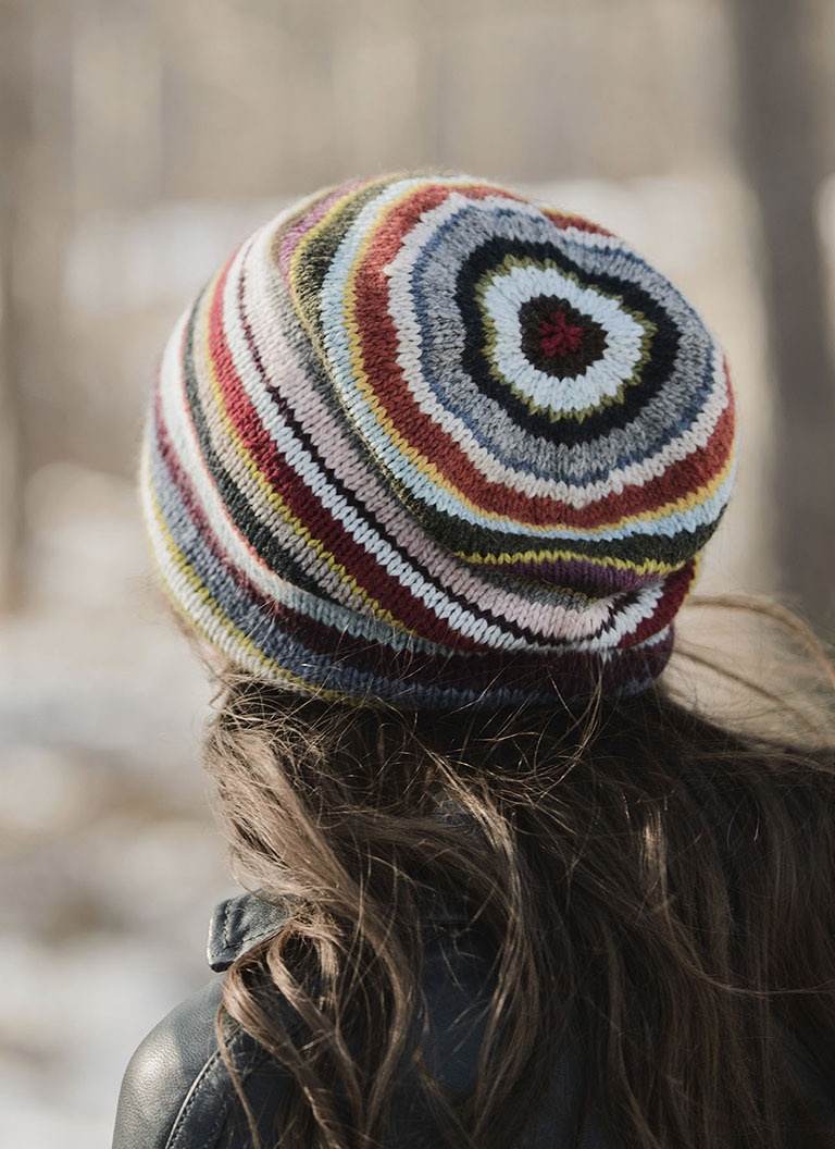 Blue Sky 21 Color Slouch Hat Kit | Online Store | River City Yarns